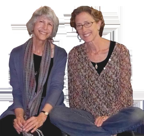 Nancy Weiss & Jane Raphael
