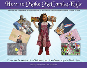 Nancy Weiss, co-author of How to Make MeCards4Kids